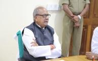 Kerala Governor Shri. Nikhil Kumar visits Technopark