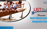 UST Global Procures Award-Winning Snake Boat Champakulam Chundan