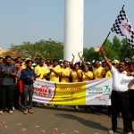 Technopark's participation in 'Run Kerala Run'