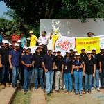 Technopark's participation in 'Run Kerala Run'
