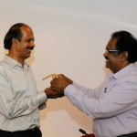 Farewell to Mr. M Vasudevan