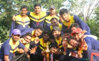 RRD Cobrazz Champs in Technopark Premier League.