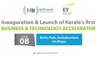 Inauguration & Launch of Kerala's first Business & Technology Accelerator