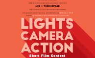 LIGHTS…CAMERA…ACTION…