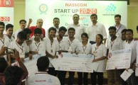 KSUM-NASSCOM Start Up 20-20 Concludes