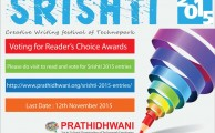 Voting started for Reader's Choice Awards for Srishti 2015