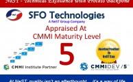 SFO RDS Appraised at CMMI-DEV V1.3 ML5