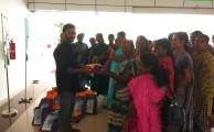 Prathidhwani's 'Rice Bucket Challenge